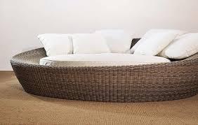 canapé lit rond lit rond de jardin stadium jacques pergay