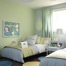 Green And Blue Bedrooms - green kids room design ideas
