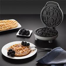 Death Toaster Star Wars Death Star Waffle Maker Thinkgeek