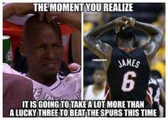 Spurs Memes - miami heat fans over the years http weheartnyknicks com nba