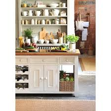 country kitchen photos marseille distressed granite top assembled marseille distressed granite top assembled kitchen island country kitchen by the cotswold company
