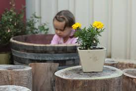 Natural Playground Ideas Backyard Our Natural Outdoor Play Space Little Eco Footprints