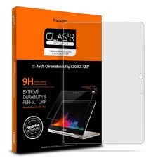 amazon com spigen asus chromebook flip c302ca dhm4 12 5 inch