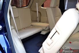 subaru forester interior 3rd row 2014 toyota kluger grande interior 3rd row seat split folded