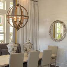 square dining table with chandelier contemporary dining room