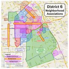 san jose district map agendas informal notes and other neighborhoods commission info