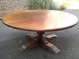 6ft round dining room table antique furniture warehouse huge 2
