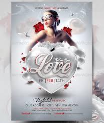 53 fabulous psd valentine flyer templates u0026 designs free