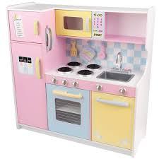 jouet cuisine en bois pas cher grande cuisine enfant pastel en bois jouet imitation kidkraft pas