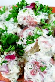 Ina Garten Panzanella Salad Ina U0027s Potato Salad Recipe Potato Salad Salad And Dill Potato