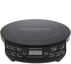 Nuwave Precision Portable Induction Cooktop Nuwave Precision Induction Cooktop Flex W 9
