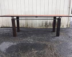 Bbq Tables Outdoor Furniture by Outdoor Table Etsy