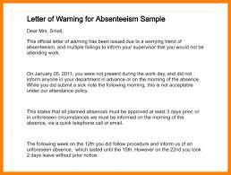 11 sample memorandum for absences cfo cover letter
