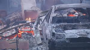 California Wildfire Ranking by Valley Fire Is California U0027s 3rd Worst Fire In History Nbc Bay Area