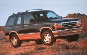 1994 ford explorer xlt used 1994 ford explorer for sale pricing features edmunds