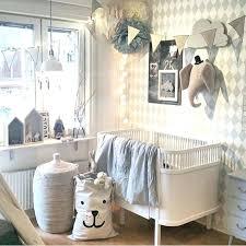 chambre bébé garçon decoration murale chambre bebe daccoration murale origami chambre