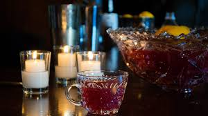 punch recipes for thanksgiving bartenders share their best holiday punch recipes photos