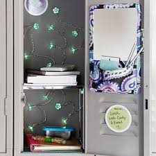 Ideas For Decorating Lockers Best 25 Locker Accessories Ideas On Pinterest Diy Locker Shelf