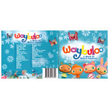 waybuloo musical happiness cd dvd music big