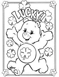 Coloring Ideas by Care Bears Coloring Pages Fablesfromthefriends Com