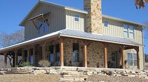 metal homes plans lovely ranch home w wrap around porch in texas hq plans