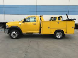 Dodge Ram 4500 - used wrecker tow trucks for sales