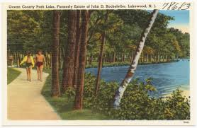 Lakewood Nj Map Former Home Of John D Rockefeller Ocean County Park Lakewood