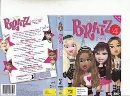 bratz pariz 2005 5 episodes animated bratz dvd