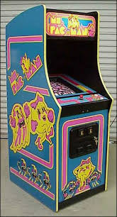 Ms Pacman Cabinet Arcade Shop Amusements Your Source For Galaga U0026 Other Classic Games