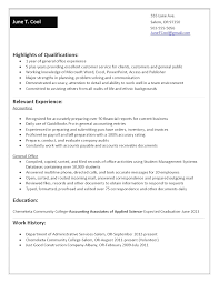 functional resume for students exles of a response browse functional resume template for college student exle of