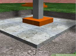 Patio Brick Calculator How To Build Brick Columns 11 Steps With Pictures Wikihow
