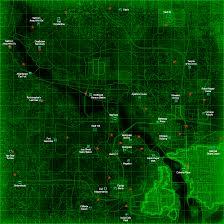 Fallout Interactive Map by Fallout 3 Map Size Adriftskateshop
