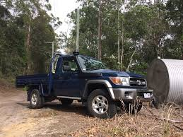 toyota landcruiser 70 single cab gxl reviews our opinion goauto