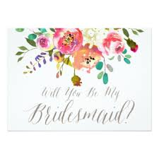 be my bridesmaid cards will you be my bridesmaid cards invitations zazzle au
