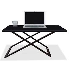 lorell slim adjust desk riser porter u0027s office products