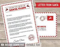 official letters from santa awesome collection of official letters from santa letter of re