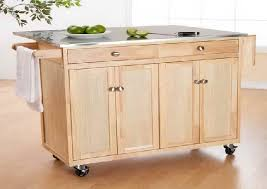 large portable kitchen island portable kitchen island vintage style unfinished wood portable