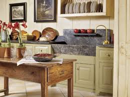 Rustic Cottage Kitchens - cottage kitchen tables rustic country cottage kitchen small