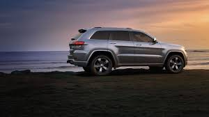 jeep grand cherokee 2017 grey options options the five jeep grand cherokee model offerings