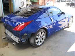 nissan blue paint code 2003 nissan 350z parts car stk r9351 autogator sacramento ca