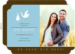 pregnancy announcement cards
