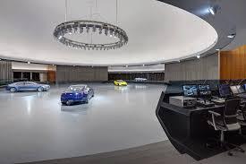general motors headquarters interior resurrecting eero saarinen u0027s design dome at general motors