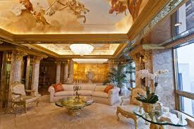 Trumps Home In Trump Tower | inside donald and melania trump s manhattan apartment mansion
