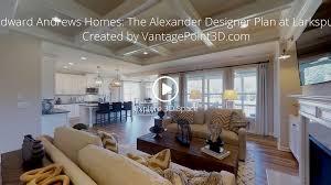 edward andrews homes the alexander designer plan at larkspur