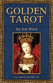 the golden tarot kat black 9781572814349 books amazon ca