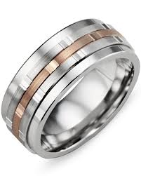 gold wedding rings wedding bands gold rings black ceramic rings tungsten rings