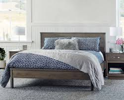 Scan Design Bedroom Furniture Expertly Handcrafted From Solid Ash Wood The Nordby Bed From