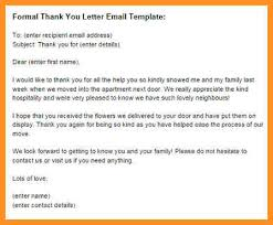 9 formal business email appication letter