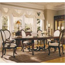 american drew dining table 722 770 american drew furniture renaissance dining table