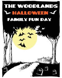 halloween family fun day u2014 the woodlands